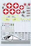 1/72nd scale Decals